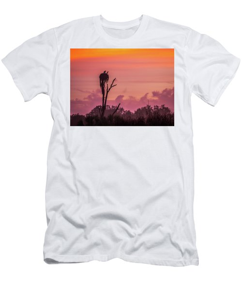 A Birdie Morning Men's T-Shirt (Athletic Fit)