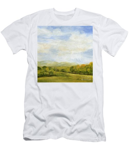 A Day In Autumn Men's T-Shirt (Athletic Fit)