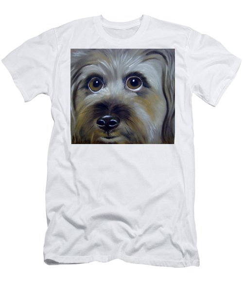 A Dog's Love Men's T-Shirt (Athletic Fit)