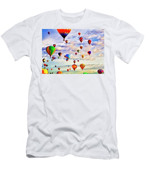 A Great Day To Fly Men's T-Shirt (Athletic Fit)