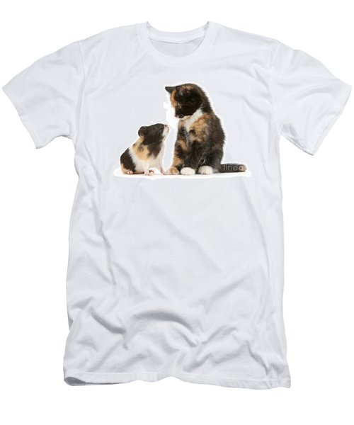 A Guinea For Your Thoughts Men's T-Shirt (Athletic Fit)