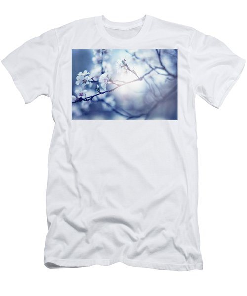 A Light Exists In Spring Men's T-Shirt (Athletic Fit)