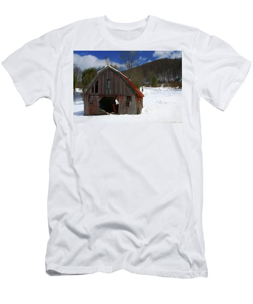 A Little Rust Men's T-Shirt (Slim Fit) by Dale R Carlson