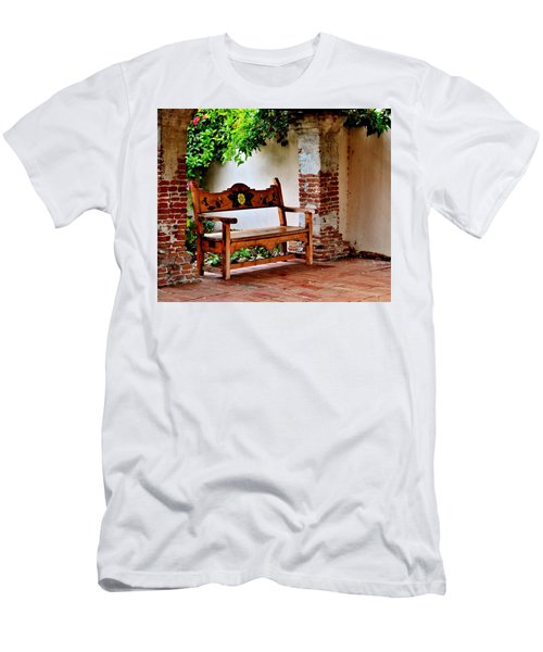 A Necessary Respite Men's T-Shirt (Athletic Fit)