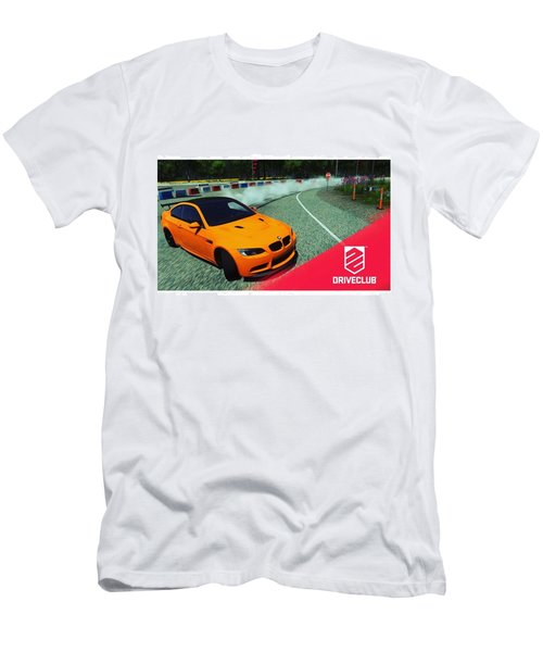 A Nice #bmw #m3 #gts #drift, Pic Taken Men's T-Shirt (Athletic Fit)