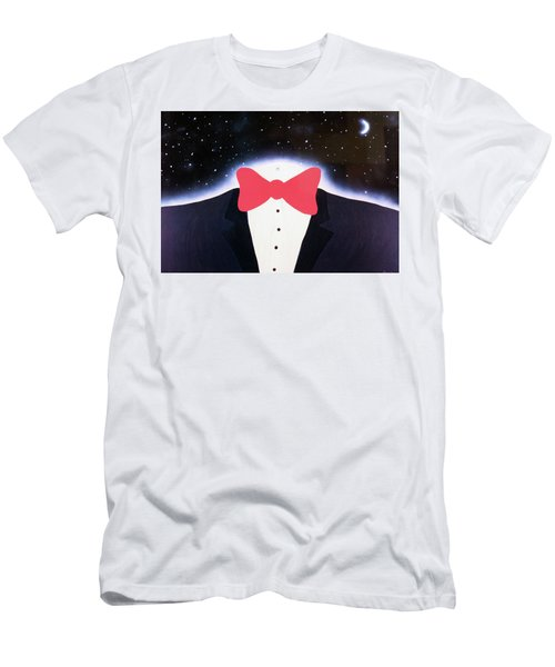 A Night Out With The Stars Men's T-Shirt (Athletic Fit)