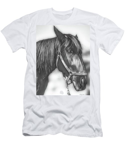 A Real Beauty Men's T-Shirt (Athletic Fit)