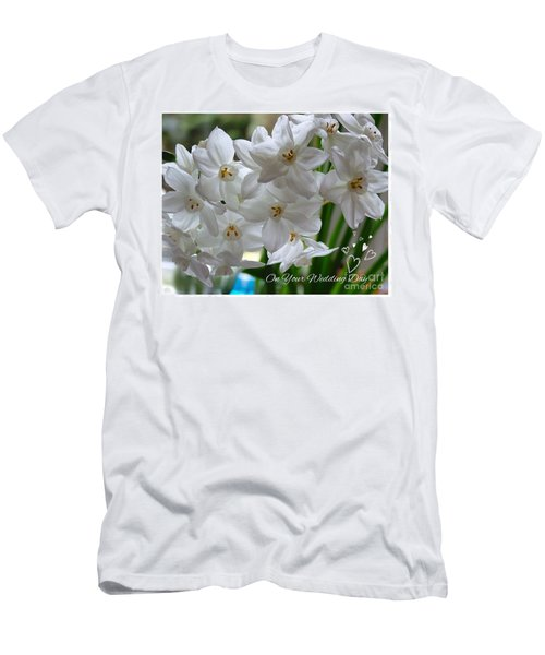 A Spring Wedding Men's T-Shirt (Athletic Fit)