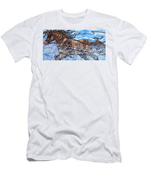 A Trip Down Memory Rein Men's T-Shirt (Athletic Fit)