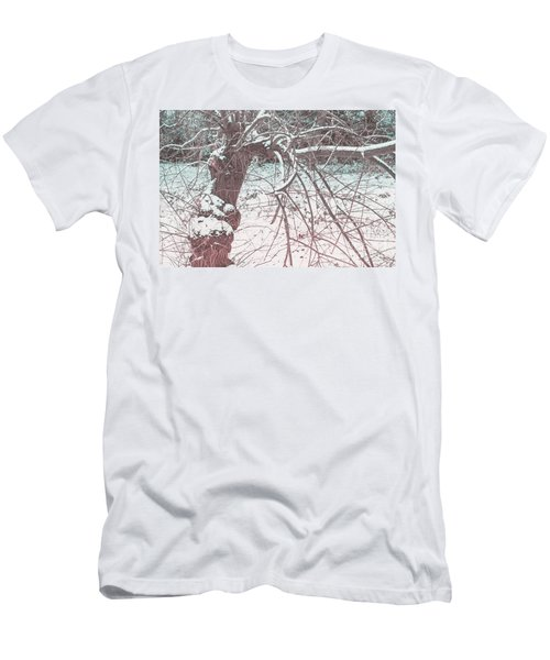 A Winter Tree Men's T-Shirt (Athletic Fit)