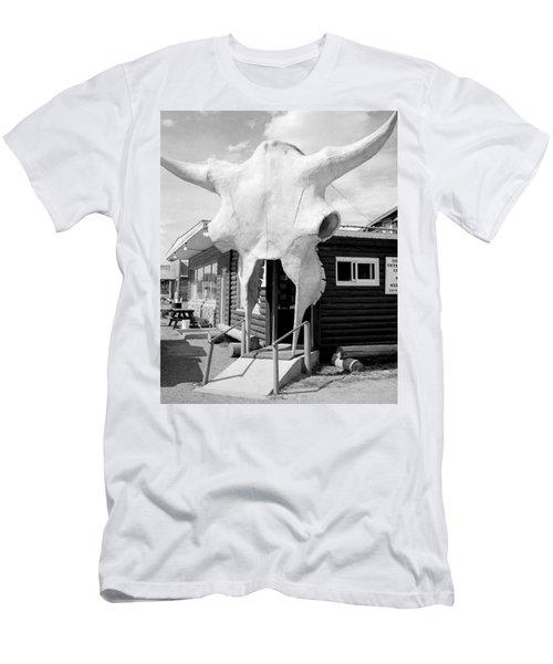 Abandon Hope Men's T-Shirt (Slim Fit) by David Gilbert