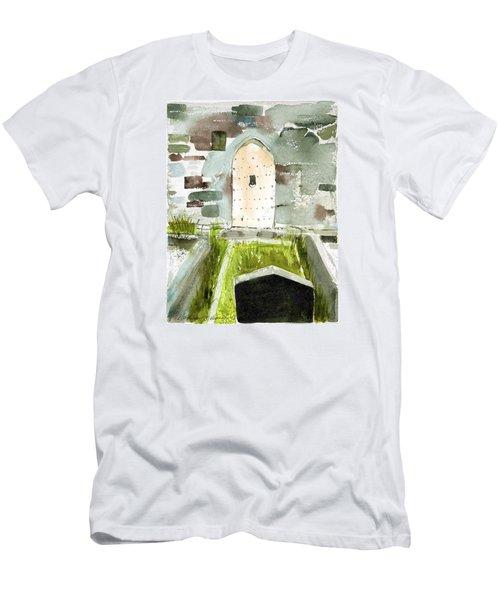 Abbey Door Men's T-Shirt (Athletic Fit)