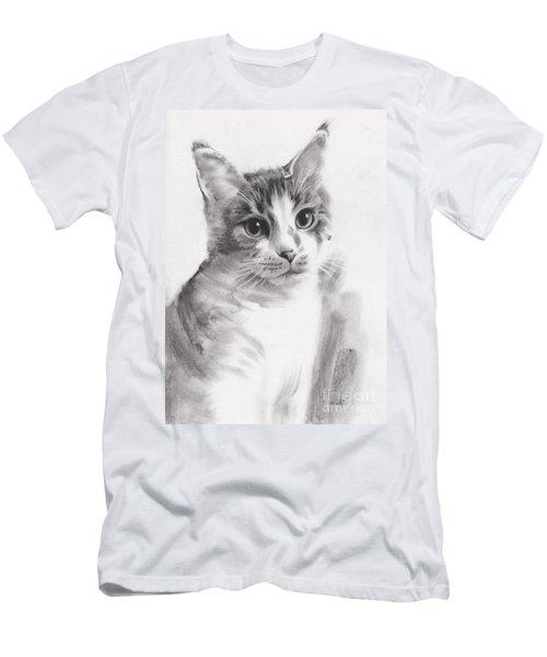 Abbie Men's T-Shirt (Slim Fit) by Paul Davenport