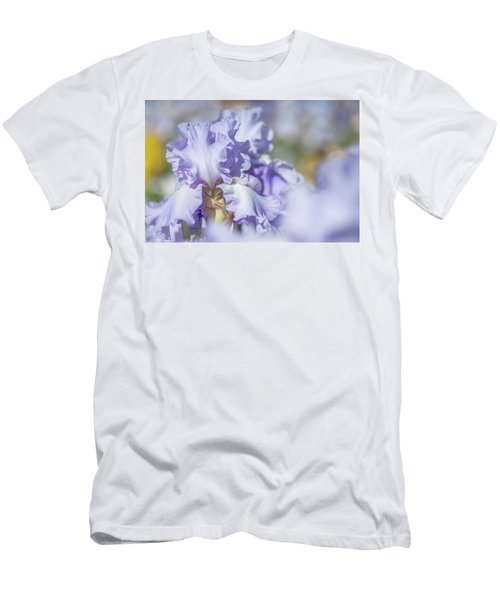 Absolute Treasure 1. The Beauty Of Irises Men's T-Shirt (Athletic Fit)