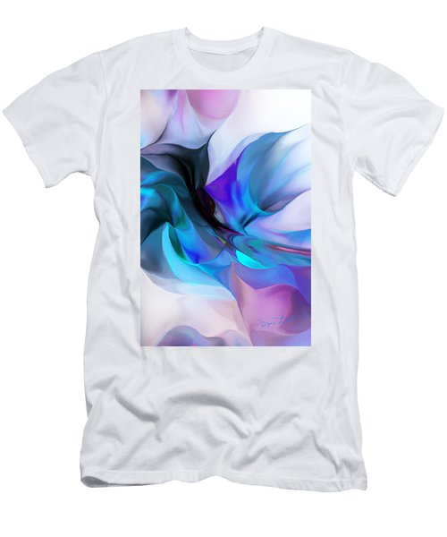Abstract 012513 Men's T-Shirt (Athletic Fit)