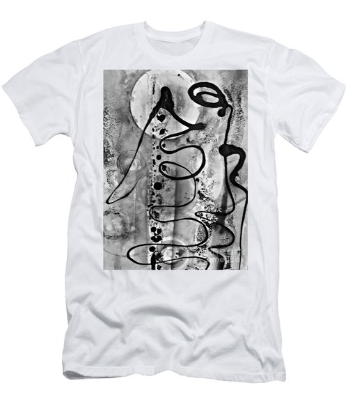Abstract 12 Men's T-Shirt (Athletic Fit)