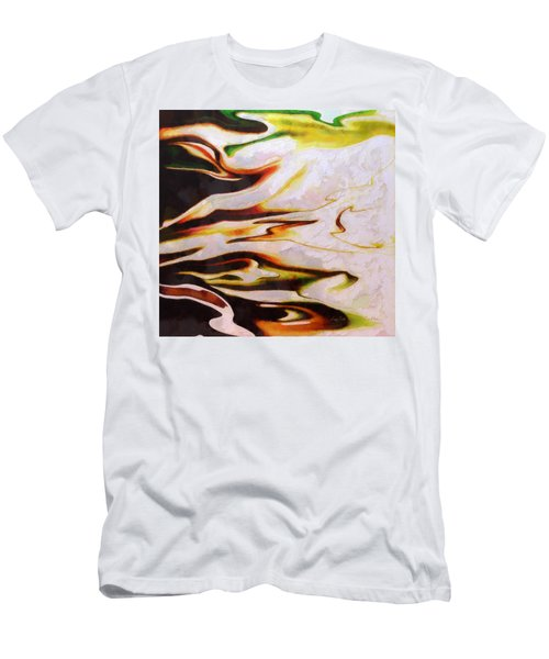 Abstract 27 Men's T-Shirt (Athletic Fit)