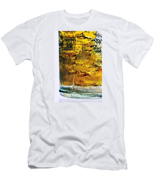 Abstract #8442 Men's T-Shirt (Slim Fit) by Andrey Godyaykin