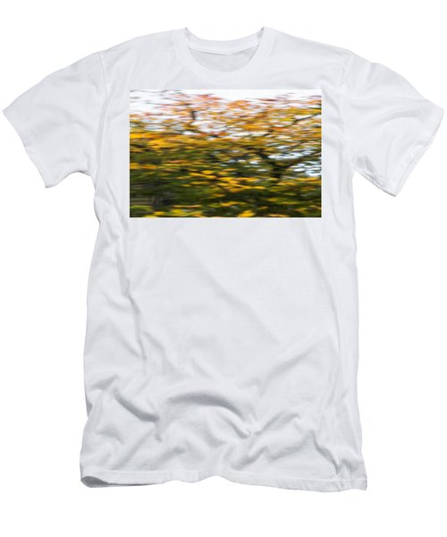 Abstract Of Maple Tree Men's T-Shirt (Athletic Fit)