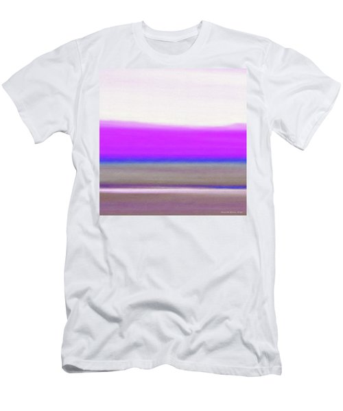 Abstract Sunset 65 Men's T-Shirt (Athletic Fit)