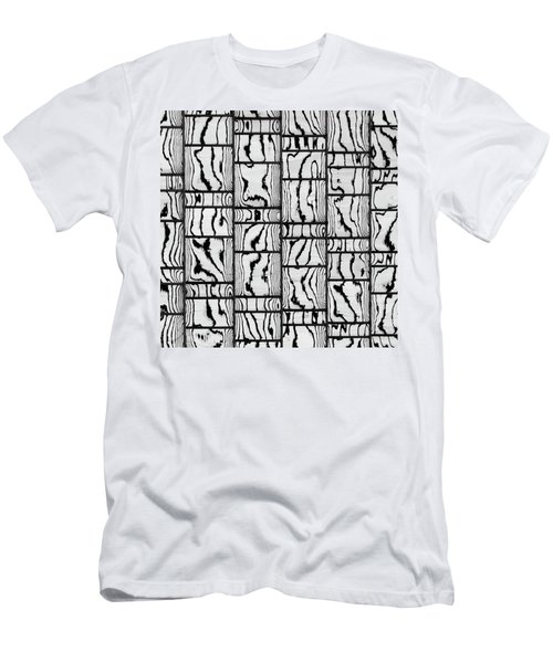 Abstritecture 18 Men's T-Shirt (Athletic Fit)
