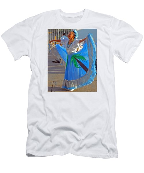 Acapulco  Dancer Men's T-Shirt (Athletic Fit)