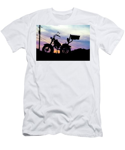 Accidental Beauty Men's T-Shirt (Athletic Fit)