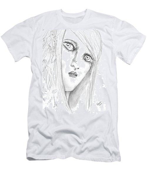 Adal Men's T-Shirt (Slim Fit) by Dan Twyman