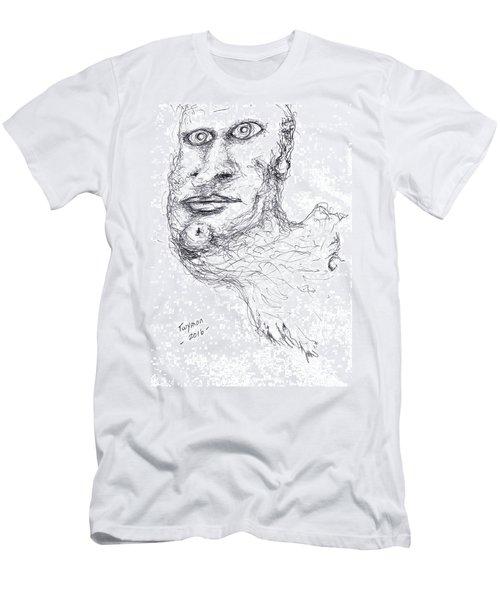 Adrift Men's T-Shirt (Slim Fit) by Dan Twyman