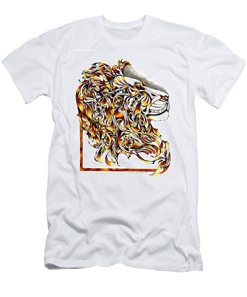 African Spirit Men's T-Shirt (Athletic Fit)