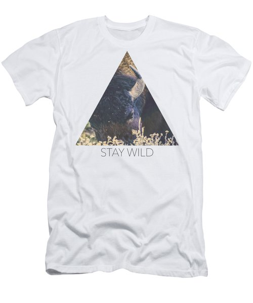 Afternoon Grazing Men's T-Shirt (Athletic Fit)
