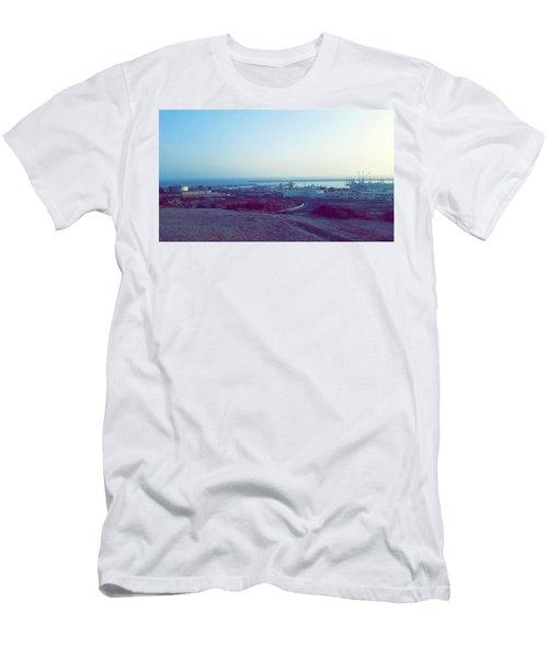 Agadir Nature Men's T-Shirt (Athletic Fit)