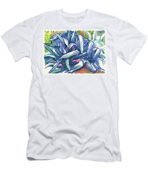 Agave Tangle Men's T-Shirt (Athletic Fit)