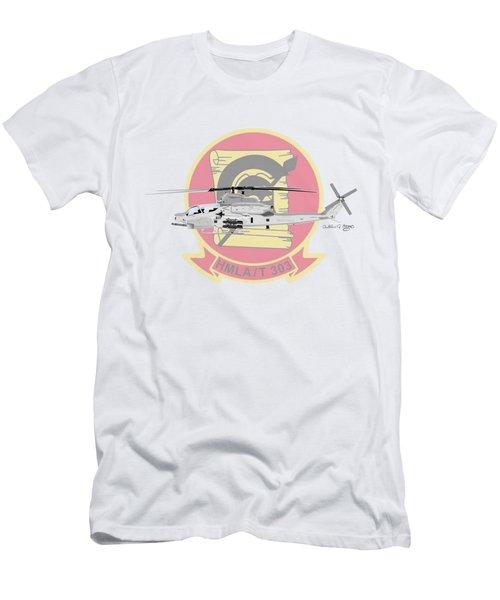 Ah-1z Viper Men's T-Shirt (Athletic Fit)