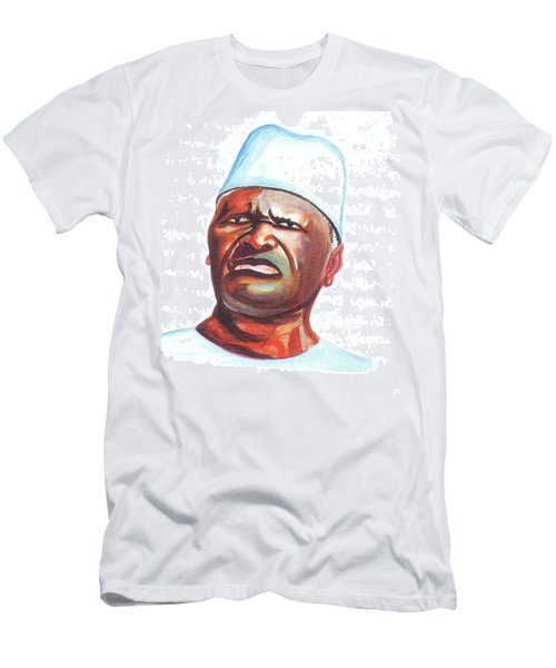 Ahmed Sekou Toure Men's T-Shirt (Athletic Fit)
