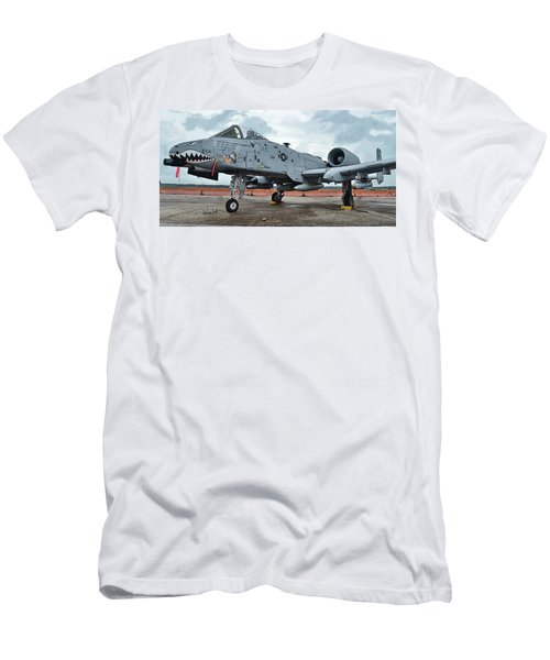 Aim High Men's T-Shirt (Athletic Fit)