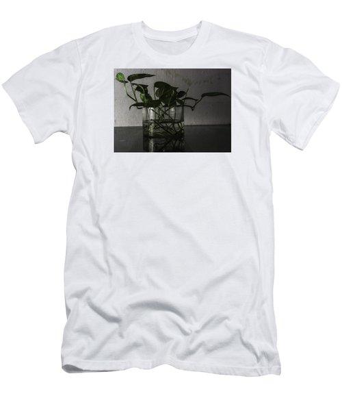 Aimple Men's T-Shirt (Slim Fit) by Rajiv Chopra