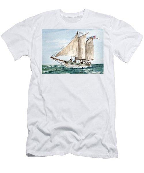 Aj Meerwald  Men's T-Shirt (Athletic Fit)