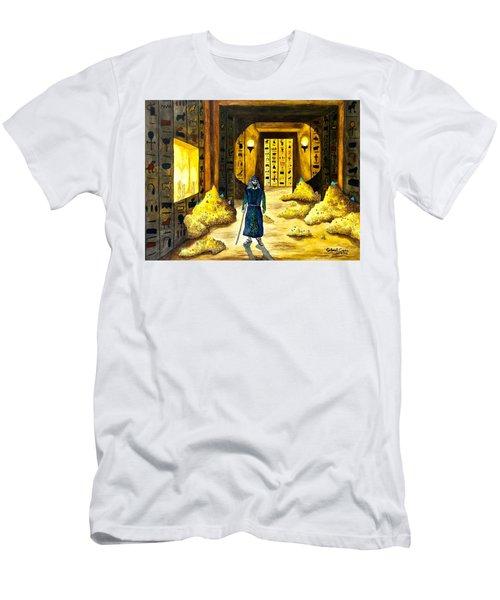 Al Mahmoun In Egypt  Men's T-Shirt (Athletic Fit)