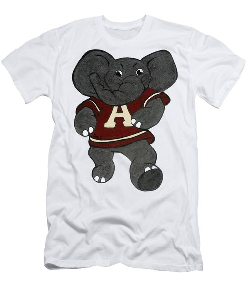 Alabama Roll Tide Men's T-Shirt (Athletic Fit)
