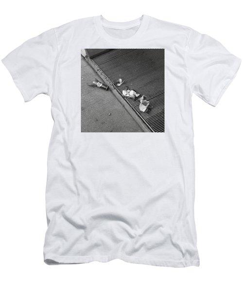 Alcohol Abuse Men's T-Shirt (Athletic Fit)