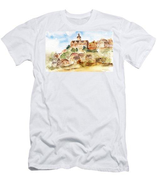 Alice's Castle Men's T-Shirt (Athletic Fit)