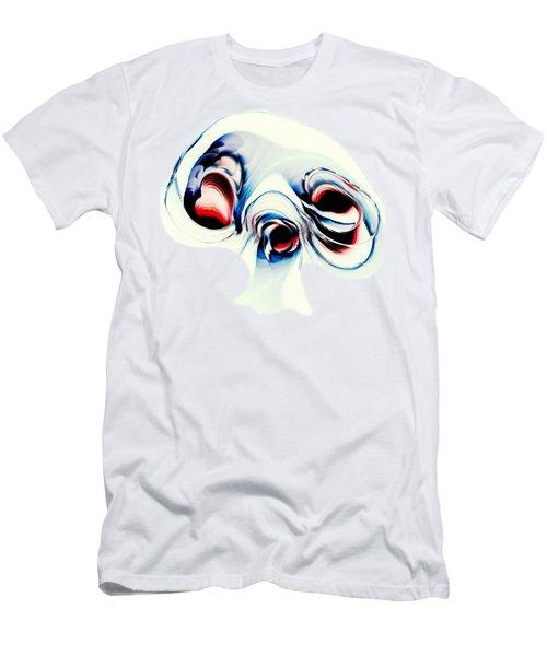 Alien Puppy Men's T-Shirt (Athletic Fit)