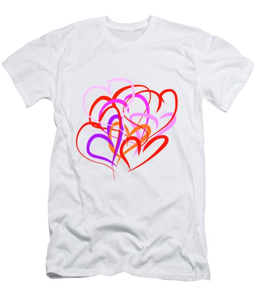 All About Love Men's T-Shirt (Athletic Fit)