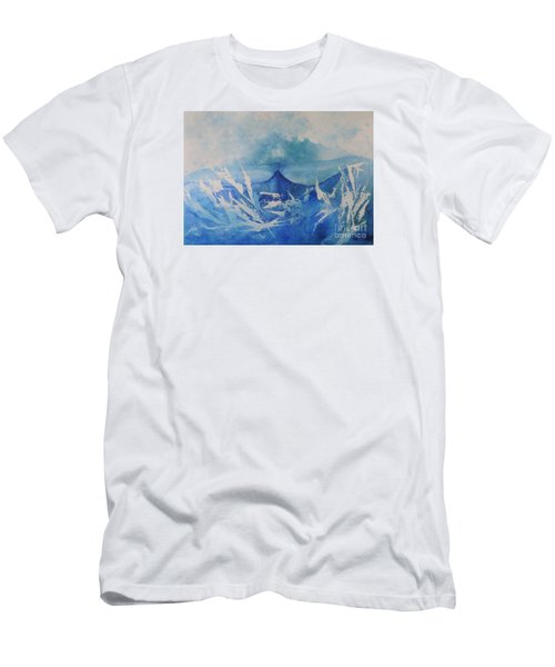 All Is Whale Men's T-Shirt (Athletic Fit)