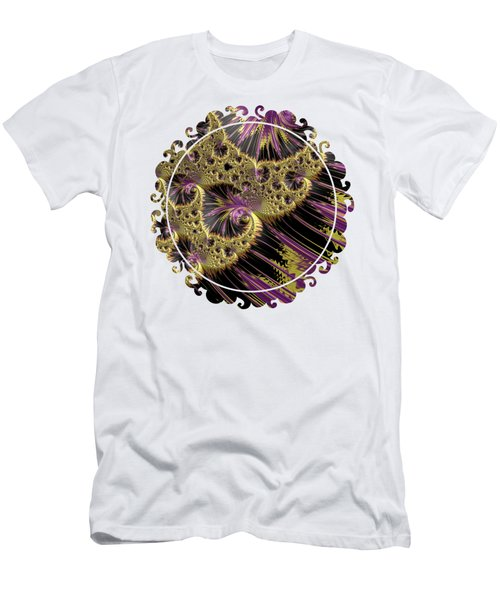 All That Glitters Men's T-Shirt (Athletic Fit)