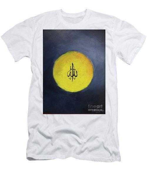 Allah-3 Men's T-Shirt (Athletic Fit)
