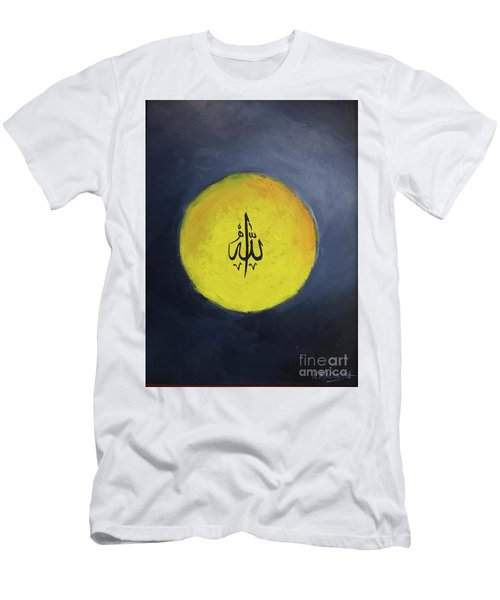 Allah-3 Men's T-Shirt (Athletic Fit)