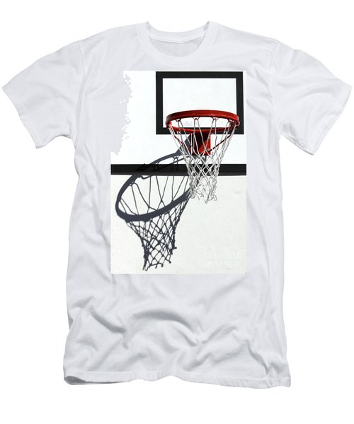 Alley Hoop Men's T-Shirt (Athletic Fit)