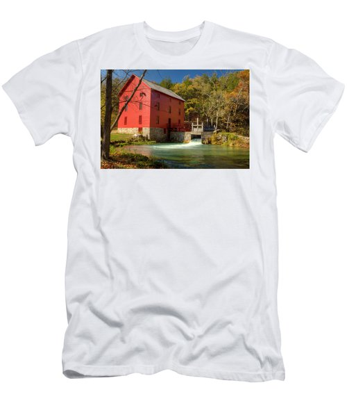 Alley Mill Men's T-Shirt (Athletic Fit)